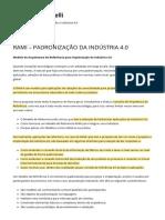 Rami – Padronização Da Indústria 4.0