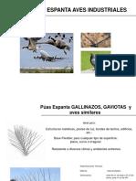 Espanta Aves Industriales 2018
