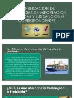 IDENTIFICACION DE MERCANCIAS