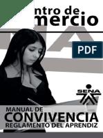Manual de Convivencia y Reglamento Del Aprendiz Sena
