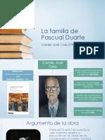 La familia de Pascual Duarte - Aaron.pptx