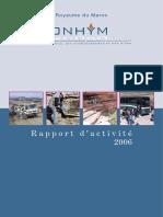 Rapport Annuel Français 2006