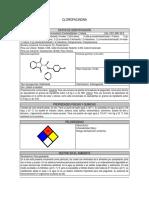 Clorofacinona