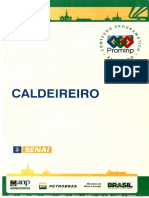 Caldeireiro - Senai - Prominp