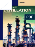 Distillation the Theory (1)