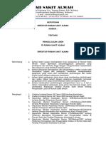 Standr7.4Pengelolahan Limbah Rs