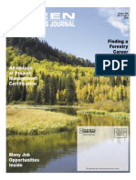 Finding a Forestry Career