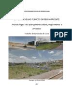 Espaços Residuais Públicos Em Belo Horizonte
