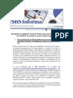 Boletin Semanal 40-2018