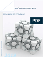 procesos economicos de la metalurgia