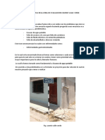 Problemática Dela Zona de Evaluacion Caserio Valle Verde
