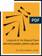 Leopards of the Magical Dawn