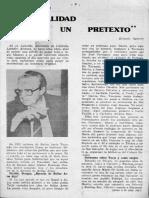 Nestor Groppa - La Realidad Es Un Pretexto - 1987