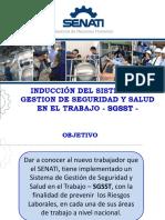 INDUCCION SGSST - Para Trabajadores