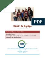 Diario de Administracion Secretaria