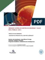 TFS Diagnostico Principios de La Gestión Jorge Presiga