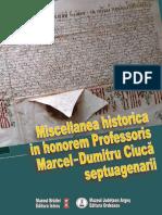 Cl.N. Cazacii in Tara Romaneasca