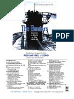 The Hunters - Reglas Espanol -Spanish Rules