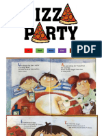 Cuento - Pizza Party