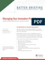 IR Innovation Portfolio Briefing v4