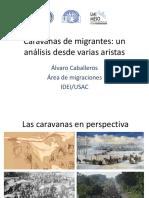 Caravanas de Migrantes