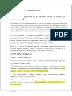 Apunte Inv Cientifico Forense Femicidios Lic. Cottier