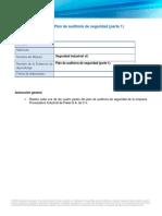 Plan Auditoria Seguridad Parte 1