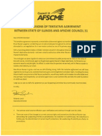Council 31 AFSCME Contract