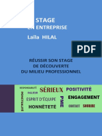 Livre Stage