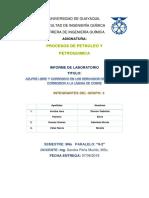 Practica petroquimica y bioquimica