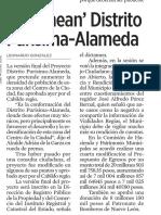 13-06-19 'Palomean' Distrito Purísima-Alameda