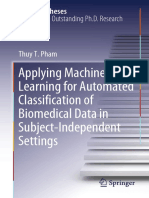 Applying Machine Learning for Automated Classification of Biomedical Data in Subject-Independent Settings-Springer International Publishing (2019)
