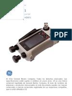 Dpi611 Spanish Manual