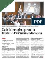 13-06-19 Cabildo regio aprueba Distrito Purísima-Alameda