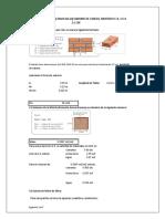 SEMANA 11 Análisis de Costo Unitario de Una Partida de Muros de Albañileria