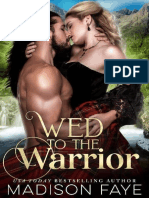 Wed to the Warrior - Madison Faye