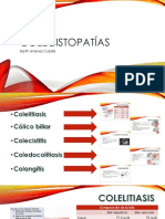 Colecistopatías