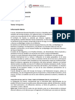 Documento de Posicion