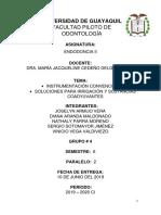 Endodoncia Grupo 5