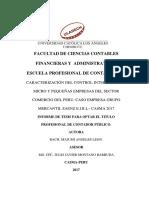 Control Interno Empresas Comerciales Angeles Leon Majumi
