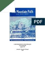 A NECESSIDADE DA RECORDAÇÃO - The Mountain Path - Joel Goldsmith.pdf