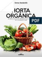 Horta Organica - Emma Vanderbilt