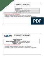 Formato de Pago Uni