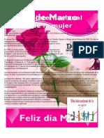 El Día Internacional de La Mujer