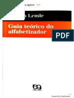Guia Teórico de Alfabetização MIRIAM LEMLE (1)