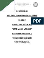 Cronograma Inscripción 2018-2019 Alumnos Regulares n (1)