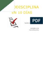 Autodisciplina en Diez Días