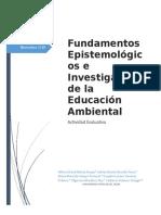 Actividad 1 Fundamentos Epistemológicos e Investigativos