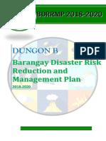 Baranggay Disaster Risk Reduction 2018