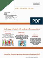 Conducta Del Consumidor Peruano